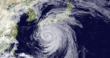 Typhoon Ma-On.